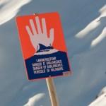 Avalanches: Still a danger