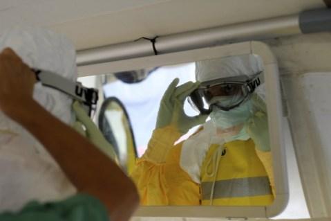 Ebola Monrovia Liberia