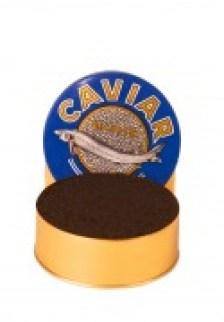 tin of caviar