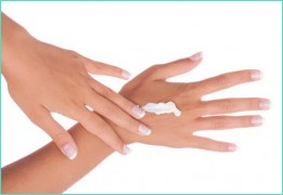 Slather on the hand cream