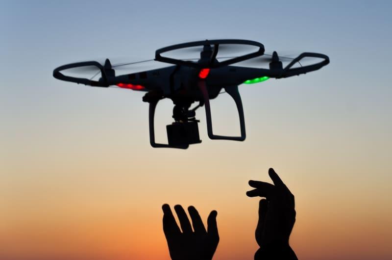 Drone 3 Le News