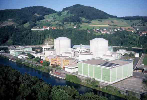 Swiss nuclear power's days are numbered