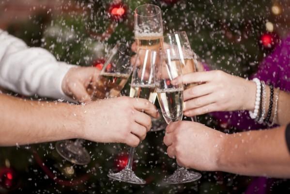 Le News Christmas celbration