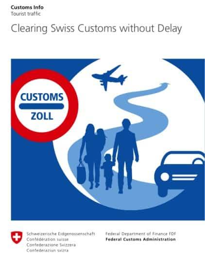Swiss-customs