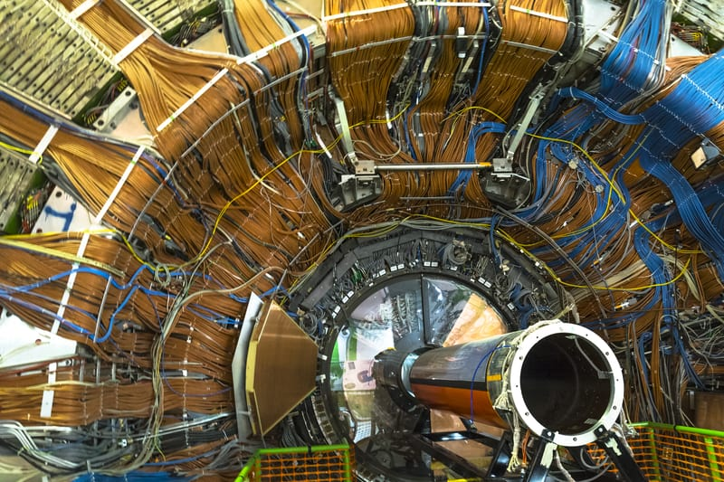 © Kamell | Dreamstime.com - Lhcb Detector In Cern, Geneva Photo