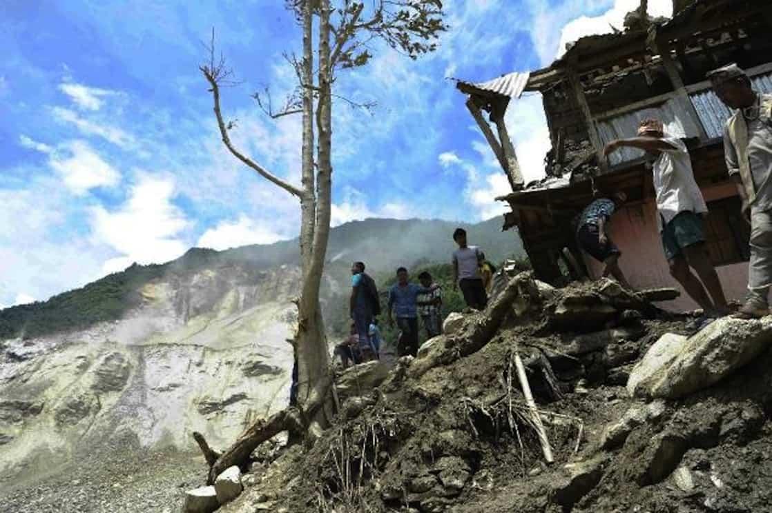 Norlha Nepal Earthquake 2015