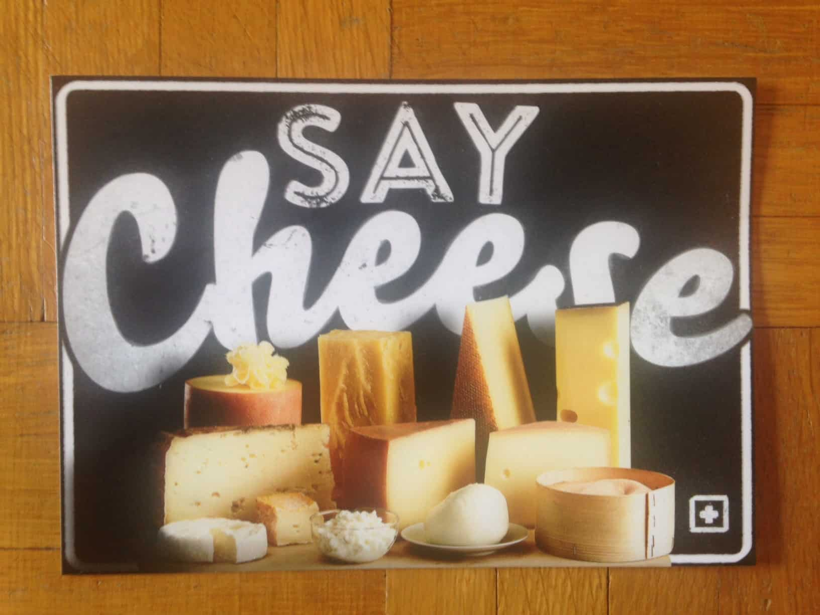 Say Cheese Swiss pavillion Milan Expo 2015