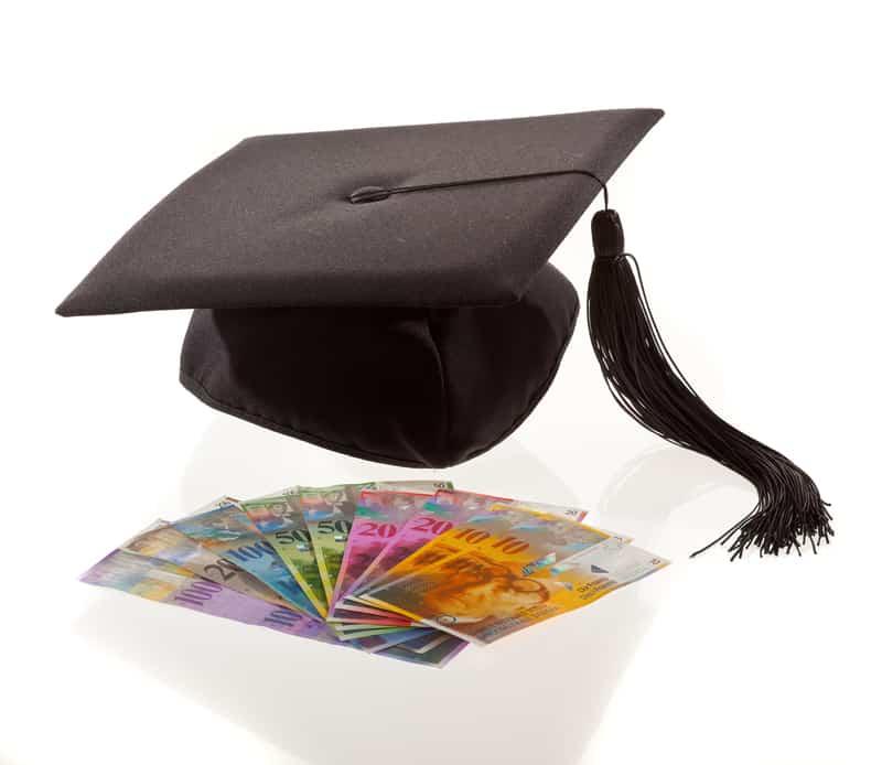 Swiss education bursaries