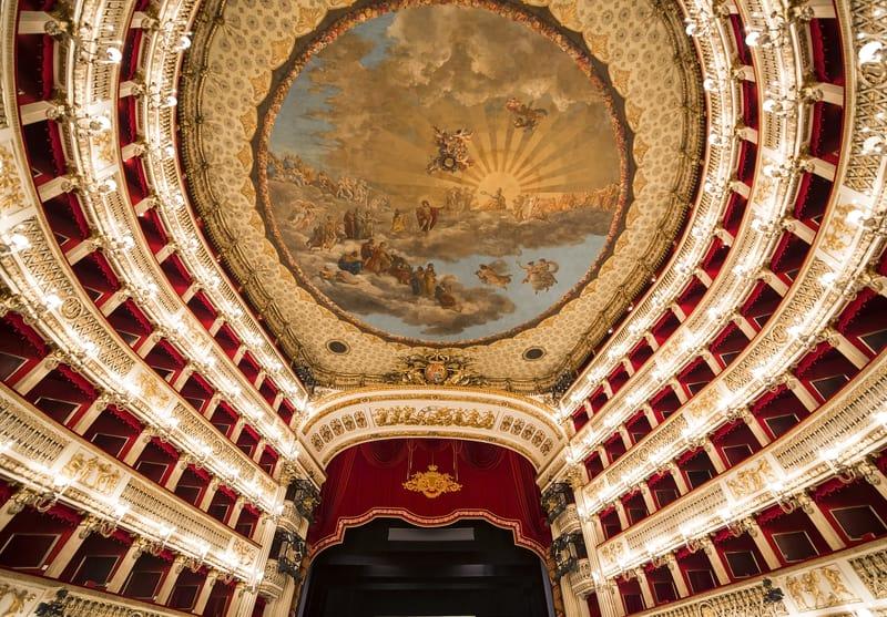 Teatro di San Carlo Naples