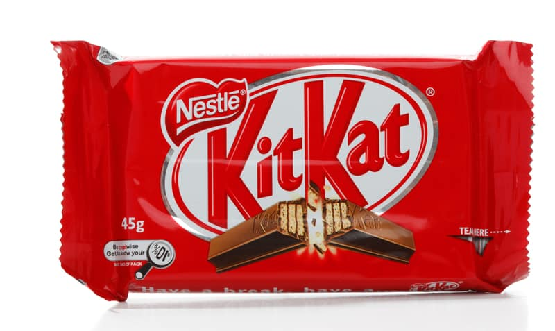 Nestle Switzerland KitKat