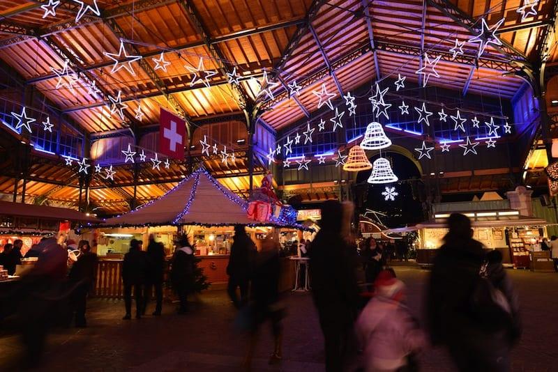 Montreux Christmas Market 2015