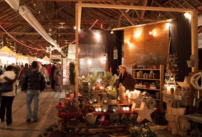 Morges Xmas market