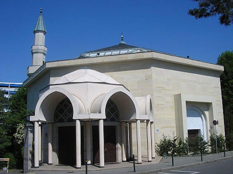 Geneva Mosque - Petit Saconnex - Source wikipedia - user MHM55