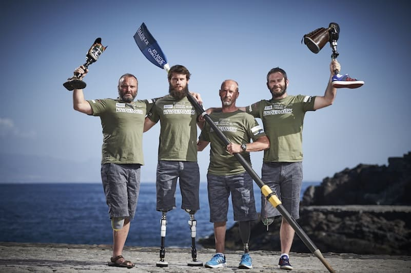 Row2Recovery - photograph - BEN DUFFY