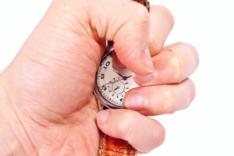 Falling Swiss watch exports - © Sergii Dashkevych   Dreamstime.com