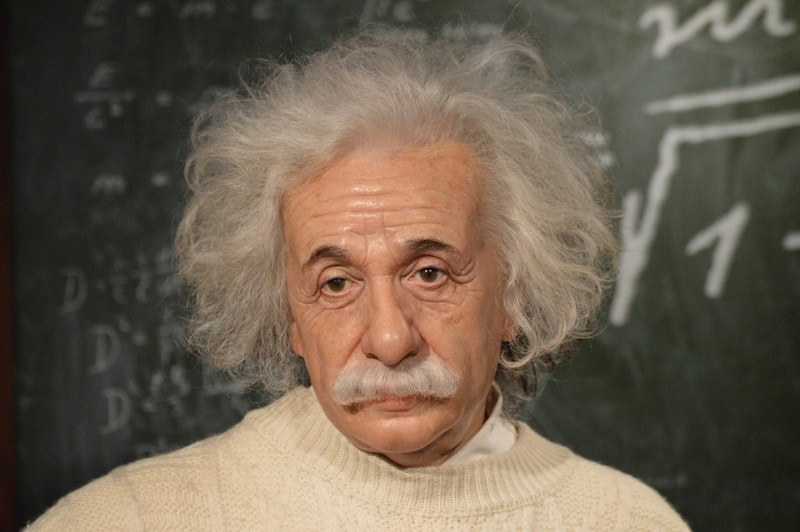 Einstein worked at Swiss patent office in Bern - © Steven Langford | Dreamstime.com