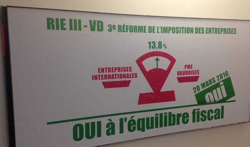 RIE III vote Vaud