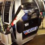 Around 60 frozen skiers rescued by helicopter from a Verbier lift