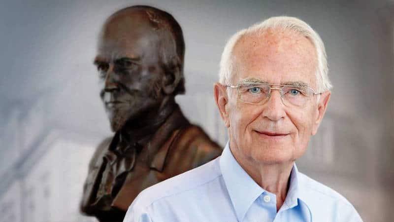 Walter Lange, great grandson of founder - Source: Facebook