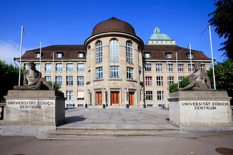 Zurich university. Too easy - © Maria Feklistova | Dreamstime.com