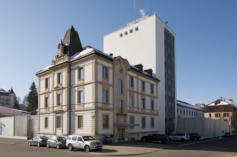 Établissement de détention La Promenade à La Chaux-de-Fonds - Source ne.ch
