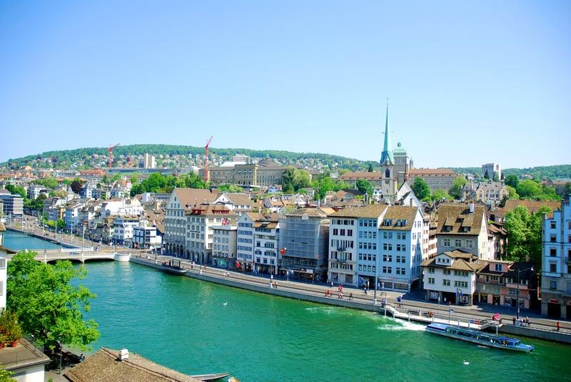 Zurich - © Niek | Dreamstime.com