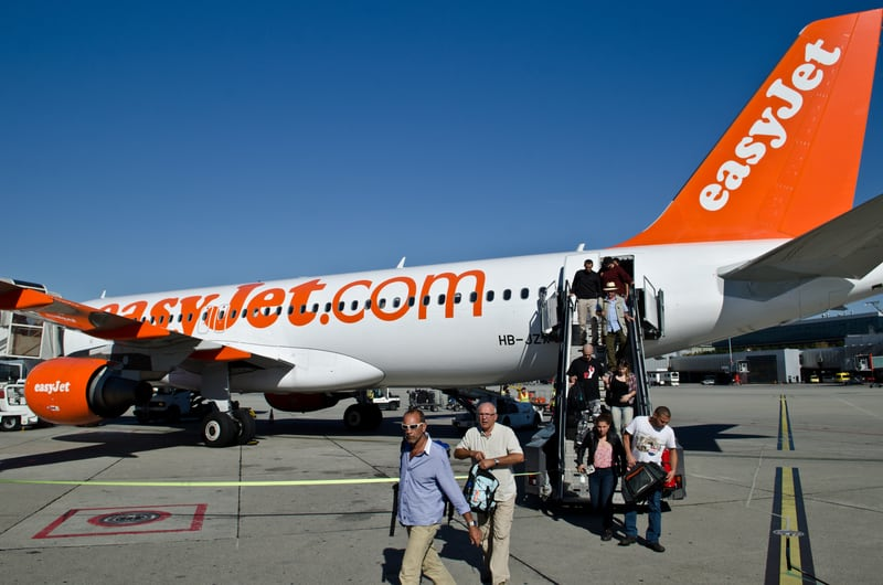 Swiss Say They Underestimated Easyjet In Geneva