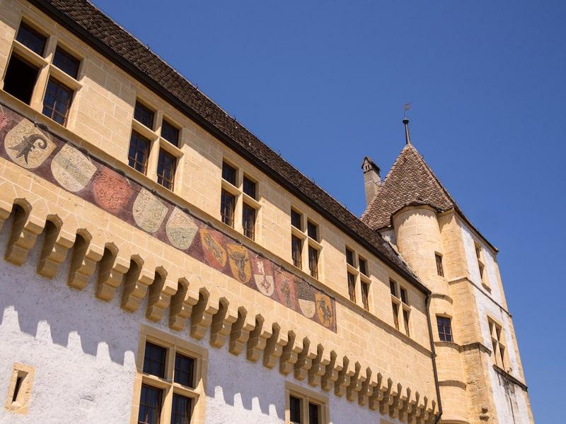 Bureau d architecture canton de neuchatel musée dhistoire