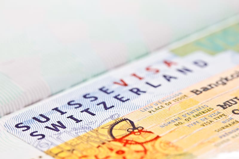 Swiss immigration rules - © Nui7711 | Dreamstime.com