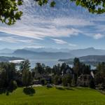 Five gorgeous Swiss parks for contemplating autumn splendor