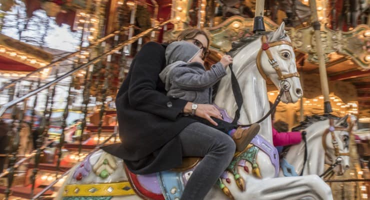 The biggest, craziest, oldest (547 years) fair in Switzerland is on now