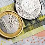 Swiss franc rises to strongest level since June