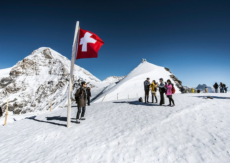 © Jungfraubahnen Management AG