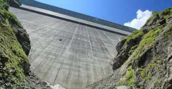 Switzerland's spectacular dams and their uncertain future