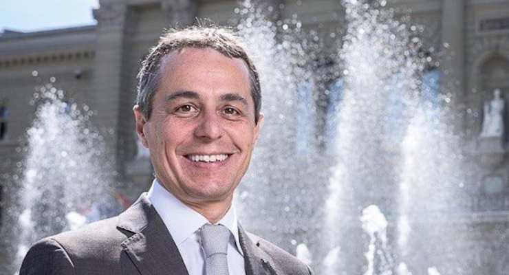 Meet Switzerland's newest federal councillor