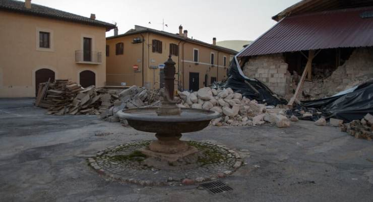 Earthquakes – Swiss study shines new light on the risks in the Alps
