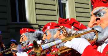 Basel's Fasnacht festival gets UNESCO cultural heritage status