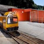 Going underground – Touring Switzerland's oldest salt mine