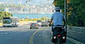 Swiss to vote on upgrading the status of bikes and bike lanes