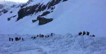 Video – deadly avalanche at Crans Montana Switzerland