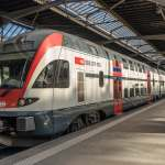 Smoking ban on Swiss train platforms coming soon