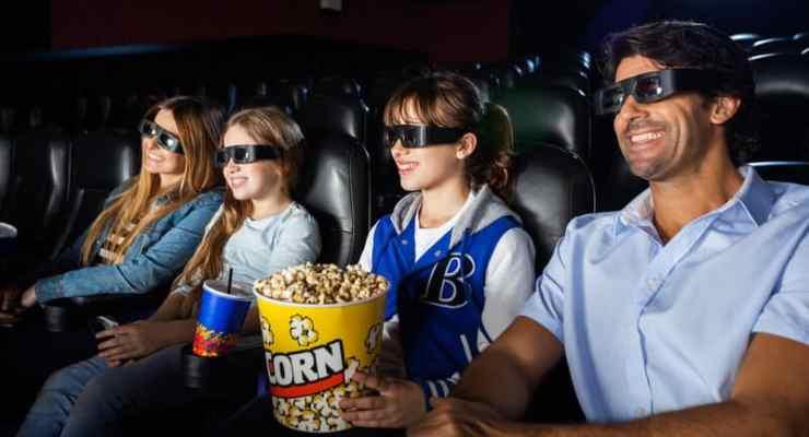 FILM: Fun summer films for kids AND adults