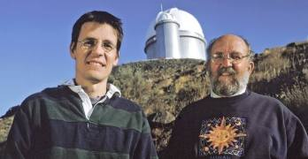 Nobel Prize awarded to two Swiss physicists