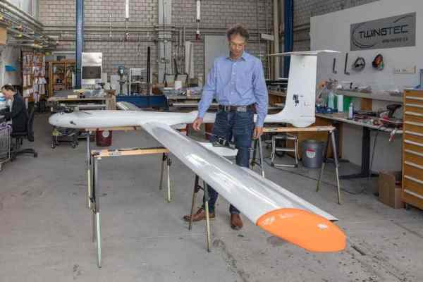 The Swiss drone that could generate more electricity than a wind turbine