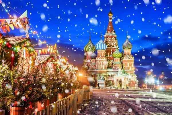 Montreux Christmas market 2019