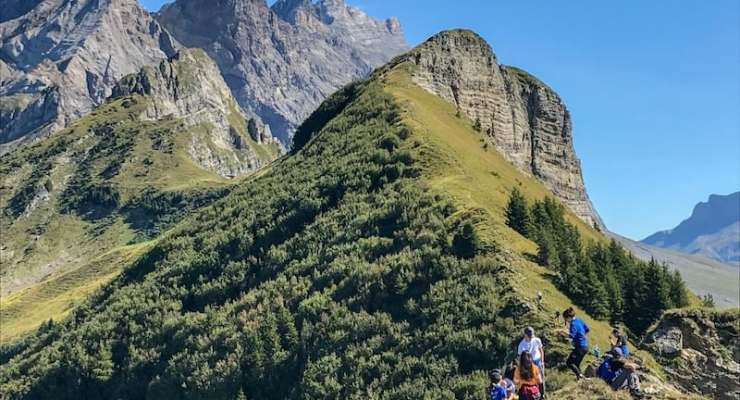 Summer camps – post lockdown learning and adventure in the Swiss Alps