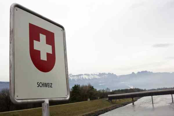 Coronavirus: Switzerland confirms lifting of COVID restrictions regarding all EU/EFTA states and UK