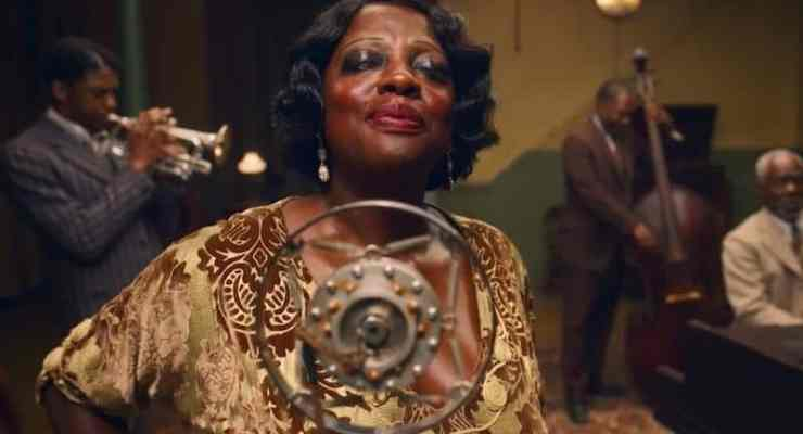 FILM: MA RAINEY'S BLACK BOTTOM ***1/2