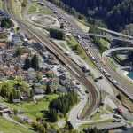 Work started this week on second Gotthard road tunnel