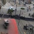 La polizia usa  agenti chimici per sgomberare Gezi Park, Anonymous garantisce la diretta streaming.
